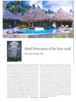 Hotel-Newcomer of the Year 2008