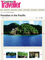 Paradise in the Pacific